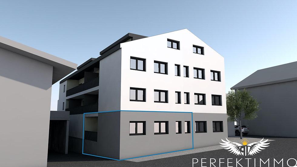 Tolle 3 Zimmer Neubauwohnung in der Wohnanlage Zschirgantblick (Top 2)