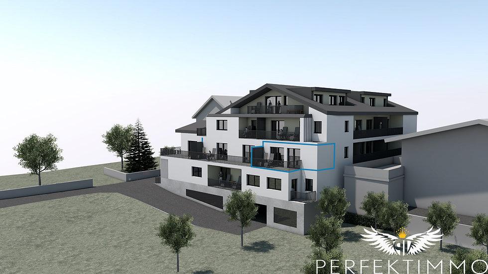 Tolle 3 Zimmer Neubauwohnung in der Wohnanlage Zschirgantblick (Top 8)