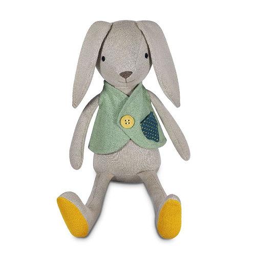 Organic Knit Bunny Pals - Luca Bunny