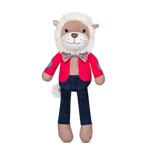 City Pals Plush Toy – Professor Dandy Lion