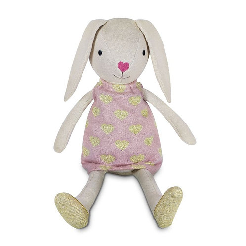 Organic Knit Bunny Pals - Luella Bunny