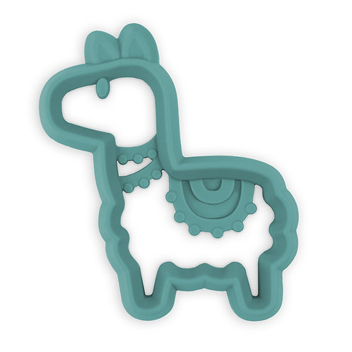 Itzy Ritzy - Llama silicone teether