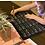 Thumbnail: Letters Practice Chalkboard Placemat