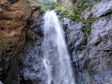 Gveleti Waterfalls and Devdoraki Trail