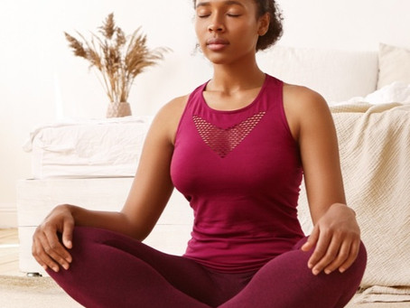 Self-Care, Writing, & Yoga