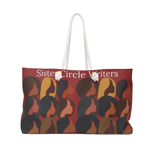Shades of Beauty Weekender Bag
