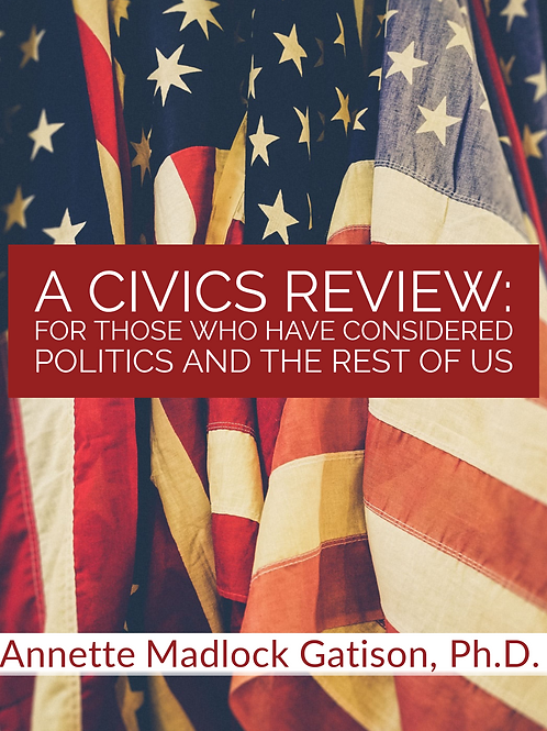 Civics Review Reference Book
