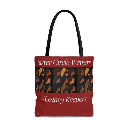 #Legacy Keepers Tote Bag