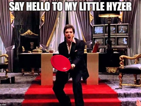 Hyzer, How Do I Love Thee, Let Me Count the Ways