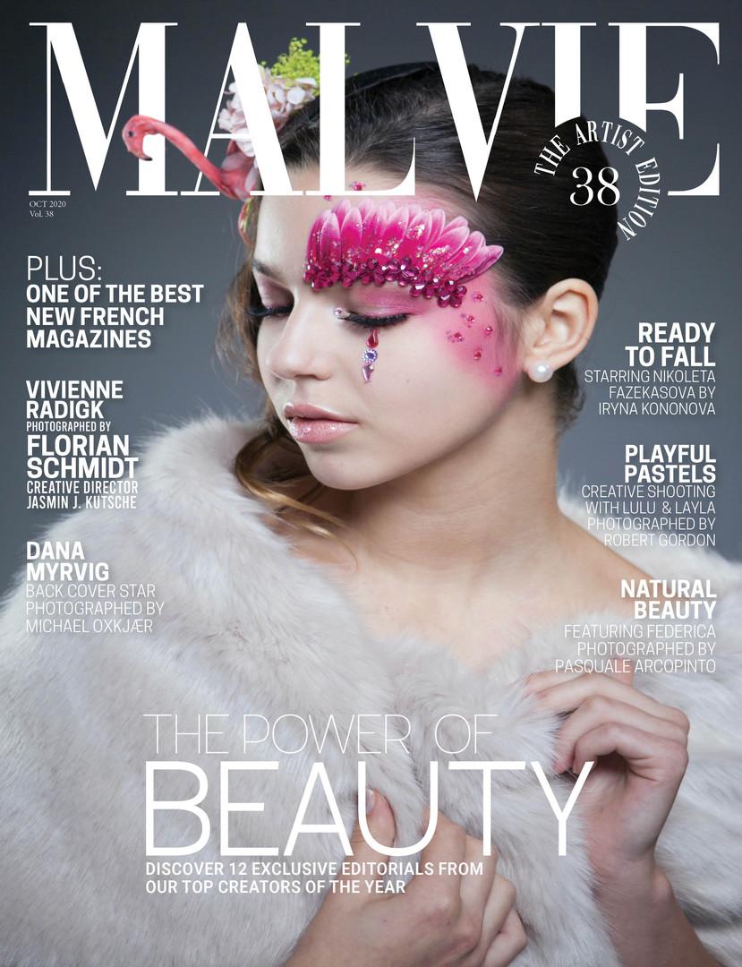 MALVIE Mag The Artist Edition Vol 38 Oct