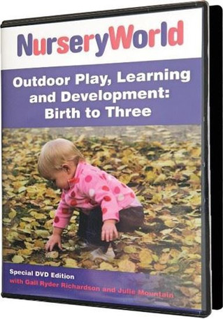 Outdoor play, learning and development - DVD box set training programme