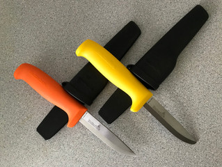 New Knives!
