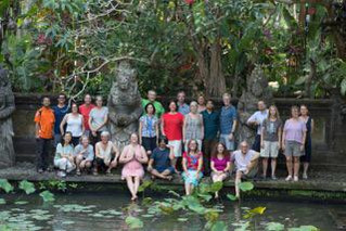 PLL Mary reports from the ISGA conference, Bali