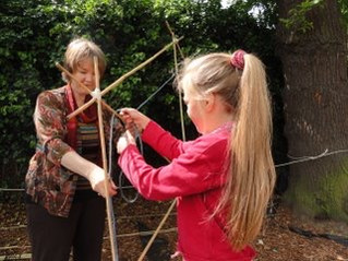 STEM Outdoors: action research CPD for KS1+2