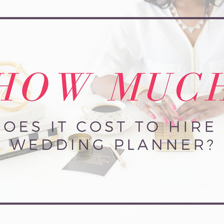 How much does a Planner/Coordinator Cost?