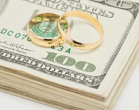 The Wedding Cost: Who's Paying?