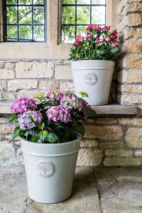Edwardian Conical Planters