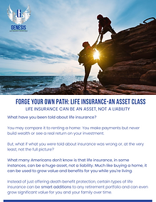 CASH VALUE LIFE INSURANCE
