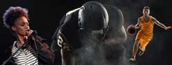 Entertainers and Athletes