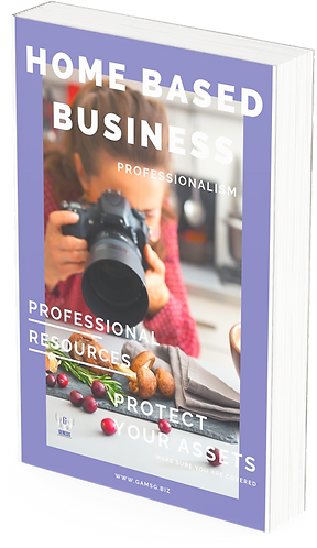 3D HOME BASED BUSINESS COVER