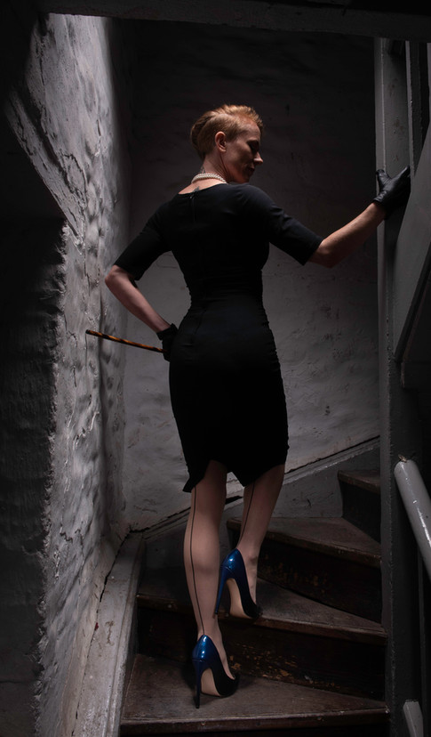 Follow me for your punishment