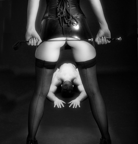 It's time you learn your position in relation to your Mistress