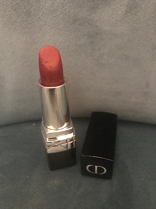 Used lipstick