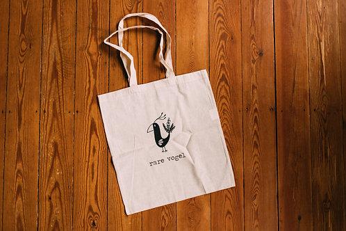tote bag: rare vogel