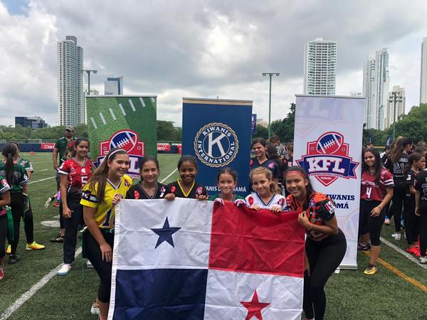 Calibran fuerzas y estrategias en Jamboree del Football Americano Kiwanis