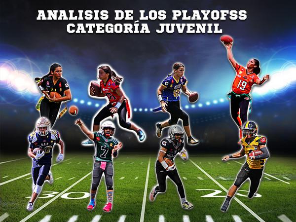 Análisis de los Playoffs categoría Juvenil