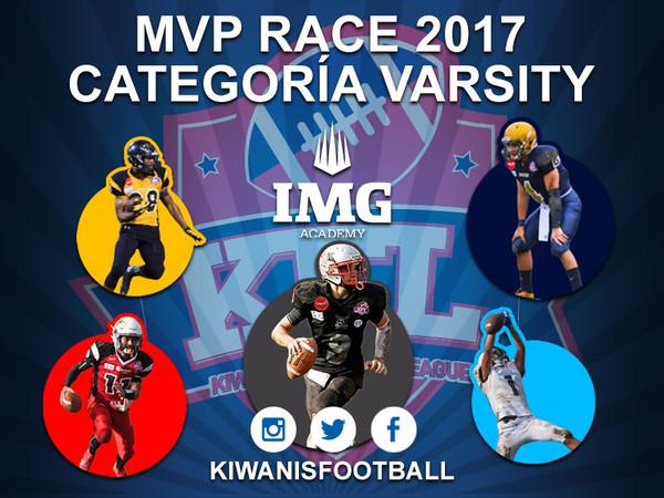 MVP Race 2017 Categoría Varsity