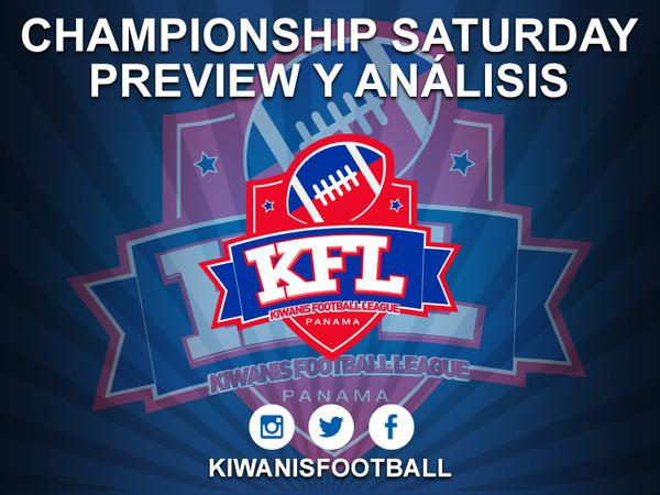 Championship Saturday Preview