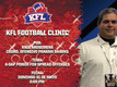 KFL Football Clinic 9 - Raúl Arosemena