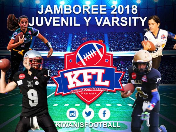 Jamboree 2018 Varsity y Juvenil
