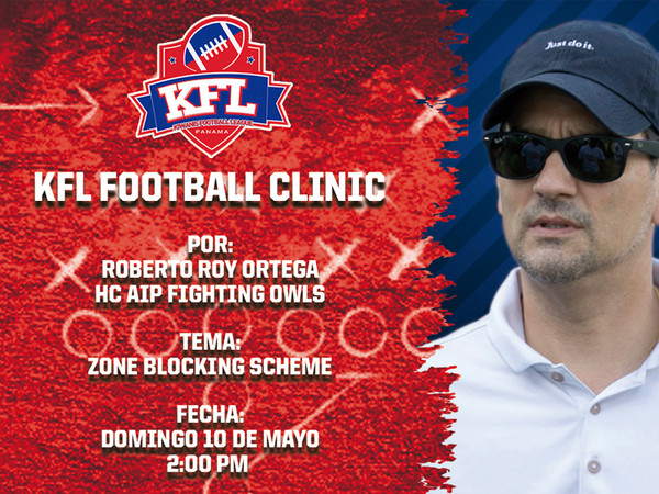 KFL Football Clinic 6 - Roberto Roy