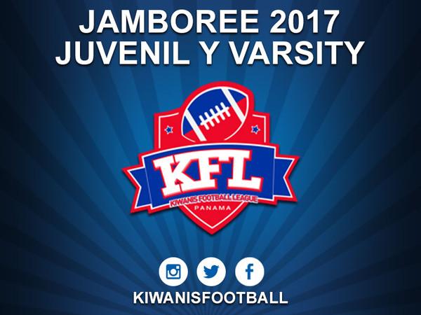 Jamboree 2017 Juvenil y Varsity
