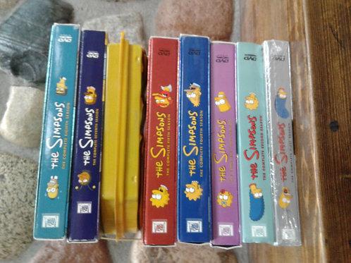 Simpsons Series DVDs