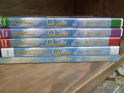 Oxycise DVD Set