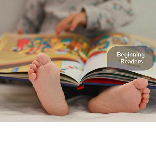 Beginning Readers (ages 2 - 5)