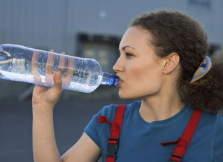 Why You Should Drink More Water During Hot Weather