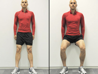 Knee exercises for runners