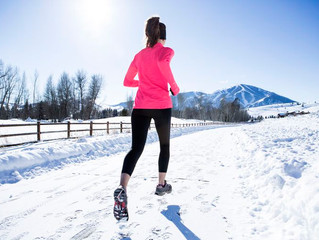 Tips for exercising in cold weather
