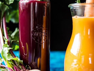 Feeling Sluggish? These Are the Best Juicing Recipes for Energy