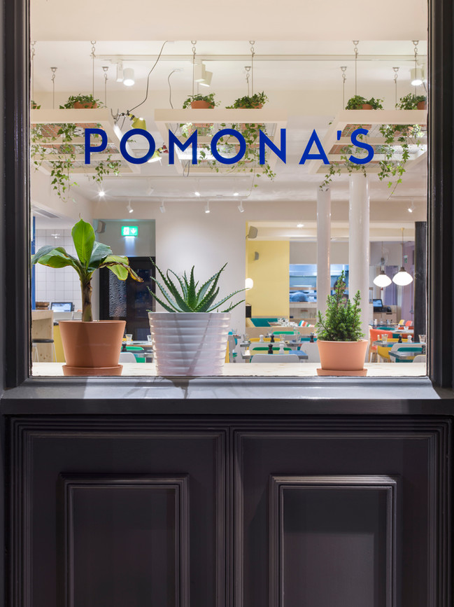 Pomona's Caro Lundin 1