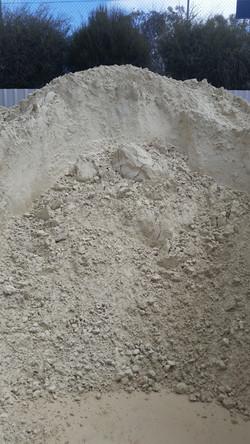 White loam sand 2