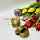 Thumbnail: Small Golden Grass Pot