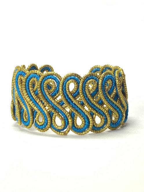 Gaita Blue Bracelet