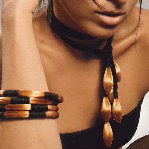 Golden Drop Necklace