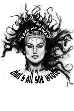 Tis Pity Crazy Hair Room for Brand - Das