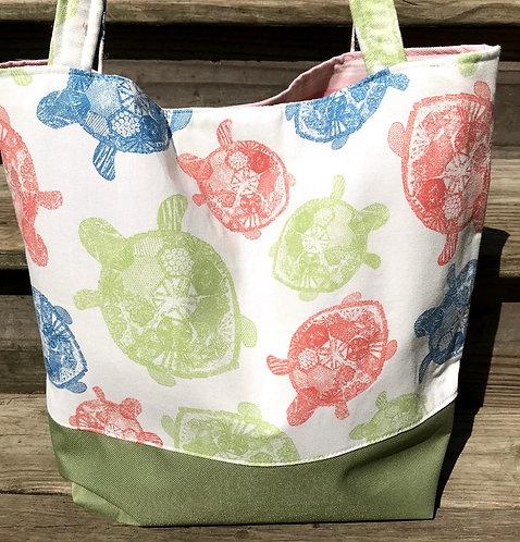 Tote Bag- Turtles